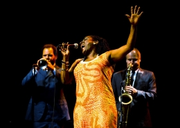 Концерт Sharon Jones & The Dap Kings